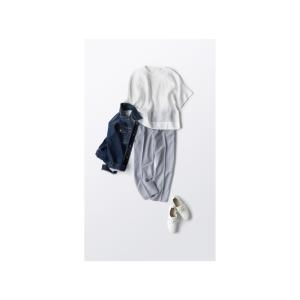 【無印良品】着るだけでオシャレ上級者に変わる「40歳が買うべき服5選」ダサ見えしないお手本コーデも