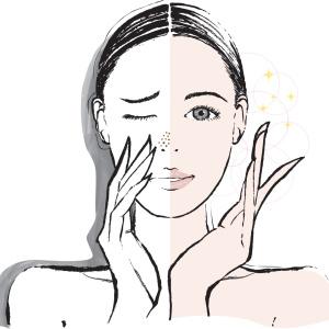 小鼻の角栓ケア・黒ずみ解消に!大人が使える「つっぱらない」クレイ洗顔3選
