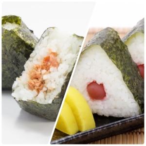 """意外と知らない豆知識。おにぎりの具「鮭」と「梅」ダイエット中に食べても良い""""具材""""の正解は?"""