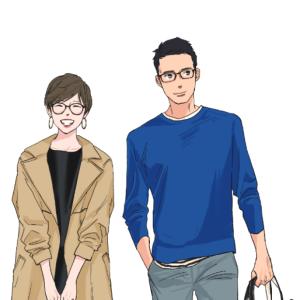 """ファッションは夫婦で共有する時代!人気スタイリストおすすめ""""夫と一緒に使えるマストバイアイテム3選"""""""
