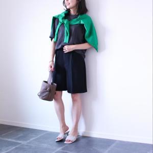 この夏は挑戦したい!オトナ世代でもはきやすいショートパンツ #スタイリスト高橋愛の着こなしテク|vol.48