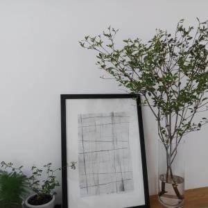 インテリアひとつでお部屋がオシャレに!グリーンやポスターなどすぐに実践できるインテリア術5選#整理収納アドバイザー直伝