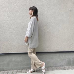 体型カバーアイテム【チュニック】をおばさんっぽくならずに着こなすポイント伝授!