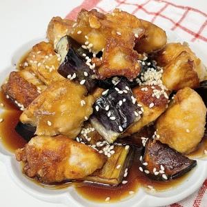 """朝漬けて夜焼くだけ!「ささみ」と「ナス」でつくる""""油淋鶏風レシピ""""味がしみこんで箸が止まらないおいしさ!"""