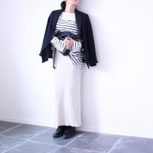【40代向け】こなれた大人ボーダースタイルの作り方#スタイリスト高橋愛の着こなしテク|vol.60