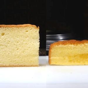 スポンジケーキがしぼまない6つのポイント!失敗したくない人必見#プロの料理人の技