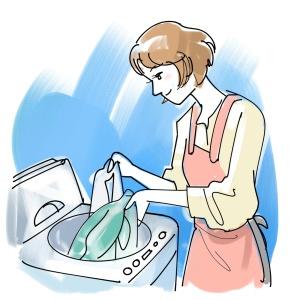 """洗濯機になんとなく服を入れるのはNG!汚れがスッキリ落ちる""""洗濯物を入れる正しい順番""""とは"""