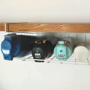 水筒収納どうしてる?無印・3COINS・100均など取り出しやすい水筒収納アイデア#整理収納アドバイザー直伝