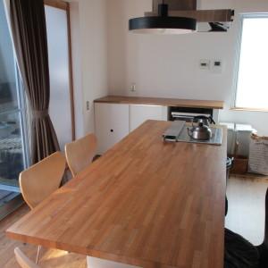 ダイニングテーブルの上が散らかる…スッキリ綺麗なダイニングテーブルになる5つのアイデア#整理収納アドバイザー直伝