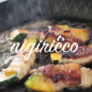 「カボチャ」煮物だけじゃもったいない!「豚バラ」で巻いたら絶品だった。 #お弁当おかず