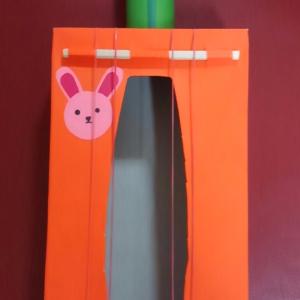【子供が喜ぶ手作りおもちゃ】最短5分で作れる!簡単【ウクレレ風楽器】