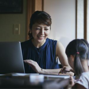 """週5で1日7時間勤務「家事も子育ても一生懸命がんばるママ」に伝えたい""""自分に問いかけてほしい言葉""""#心理カウンセラーうさこの心を軽くする考え方"""