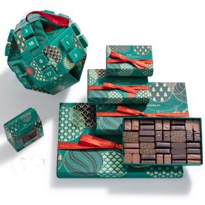 世界の憧れ「ラ・メゾン・デュ・ショコラ」クリスマスコレクション|2021年限定レシピ、気になるキーワードは?