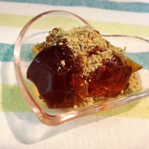 夏の定番ドリンク【麦茶】で作るスイーツが簡単おいしい♡