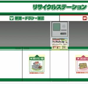 nanacoポイントが貯まる【リサイクルステーション】って知ってる?