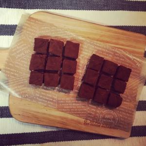 お餅リメイク!簡単過ぎる作り方の【チョコ餅】が美味しくて止まらない♡