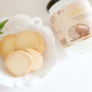 バターの代わりに使える!【ココナッツオイル】で作るヘルシークッキーが美味しすぎ♡