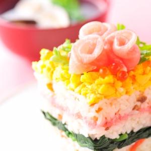 不器用でも、料理ベタでも大丈夫!子供が喜ぶ「ケーキ寿司」を超簡単に作る方法