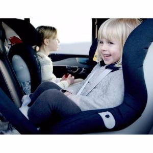 チャイルドシートはうしろ向きに装着するもの!?子供とクルマと安全について知っておきたいこと
