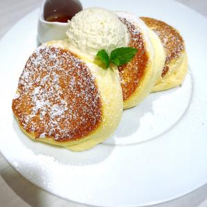 子連れで行けるのが嬉しい! ママ友会にもオススメのふわふわパンケーキが自慢のお店3選♡