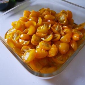 【野菜高騰なんで…】オーブンで簡単!プチトマトで「ドライトマト」を作ってみた!旨みがギュッ!