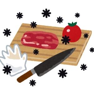 【専門家に聞いた食中毒対策】 食中毒予防のために、 調理中に気をつけること3つ