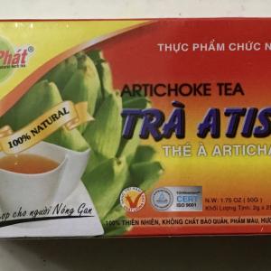 【カルディで発見】健康茶の新定番として話題の【アーティチョークティー】って知ってる?