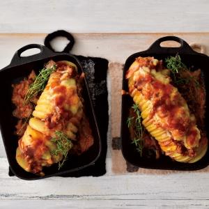 1本で味が決まる! 万能調味料「うまソース」で作る見た目も味もインパクト大!な、おもてなし料理