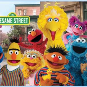 子供と一緒に見たい!セサミストリート 公式チャンネルが可愛すぎる!