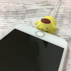 iPhoneにカプッ♡サンリオキャラのケーブルバイトが悶絶級の可愛さ