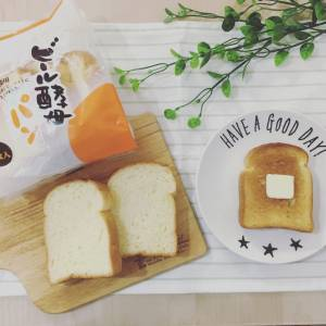 【業務スーパー】7枚で85円!ビール酵母パンのコスパが神がかってる!