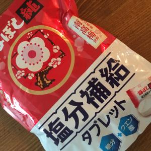 【熱中症対策】塩分・糖分・クエン酸を一気に補給!美味しい梅干しタブレット♡