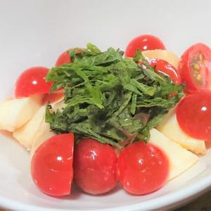 【ねとめし】モッツァレラチーズの麺つゆ漬けが究極に美味いと話題