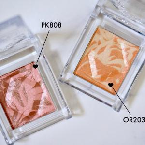 エスプリークの単色アイシャドウに限定色が登場!¥800なのに使い方無限大でお得すぎる❤️