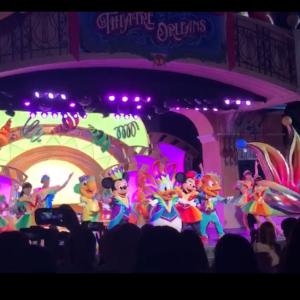 【鑑賞レポート】ミッキーたちのキレッキレダンスに心躍る♡新ショー「レッツ・パーティグラ!」スタート