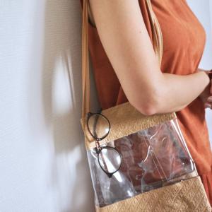 3COINSのクリアバッグが高見えでおしゃれ♡ 売り切れる前に急いで〜!