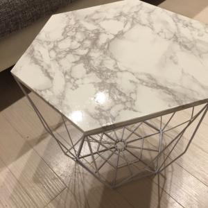 ドンキ&ダイソーグッズで作る! 天板付きワイヤーバスケットがおしゃれ♡【簡単DIY】