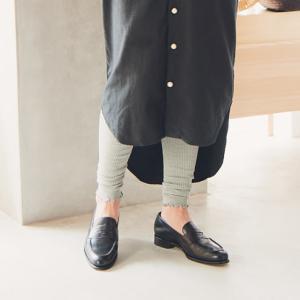 秋冬のトレンド靴下屋の「セパレートレギンス」が超便利