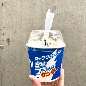 北海道限定の味が全国で食べられる!【マックフルーリー】白いブラックサンダーがミルキーな味わいで絶品♡