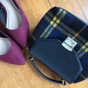 【GU新作】チェック柄バッグがプチプラで可愛すぎ♡ 小物から秋支度のススメ